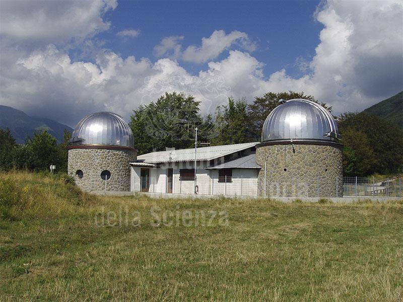 Osservatorio Astronomico della Montagna Pistoiese, Pian dei Termini, San Marcello Pistoiese.
