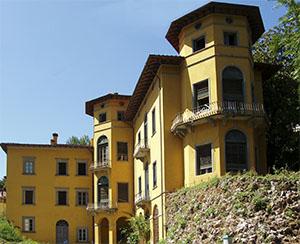 Villa Ada, Bagni di Lucca.
