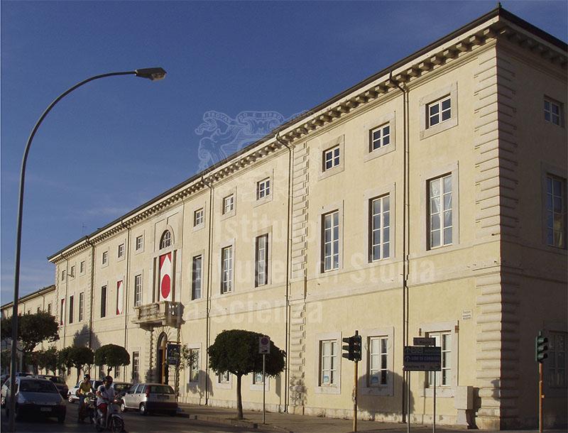 Palazzo delle Muse, sede dell'ex Ospizio Marino di Firenze, Viareggio.