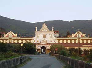 Carthusian Monastery of Calci, Pisa.