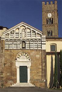Chiesa di San Jacopo, Altopascio.