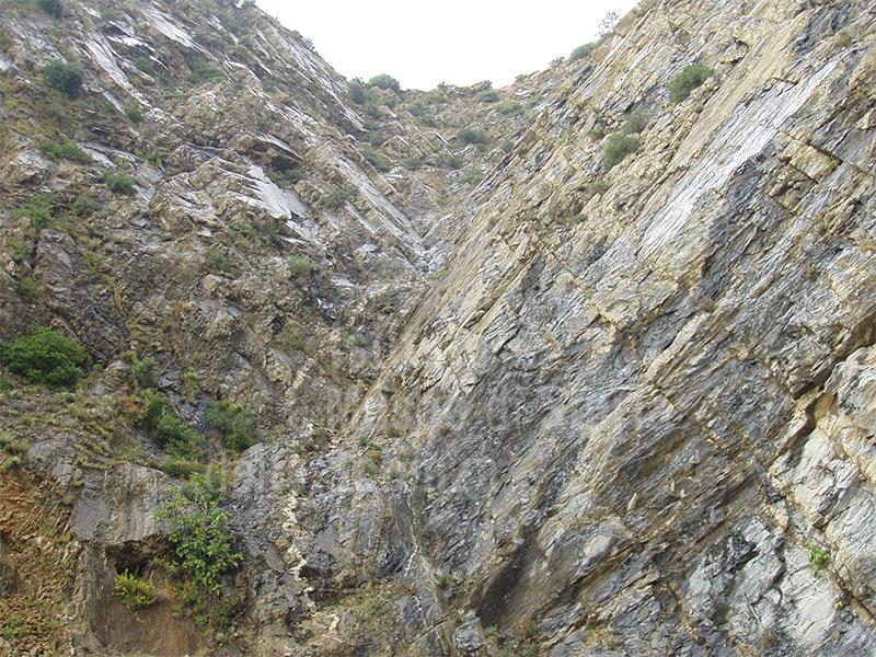 Ex cava di nord-est, San Giuliano Terme.