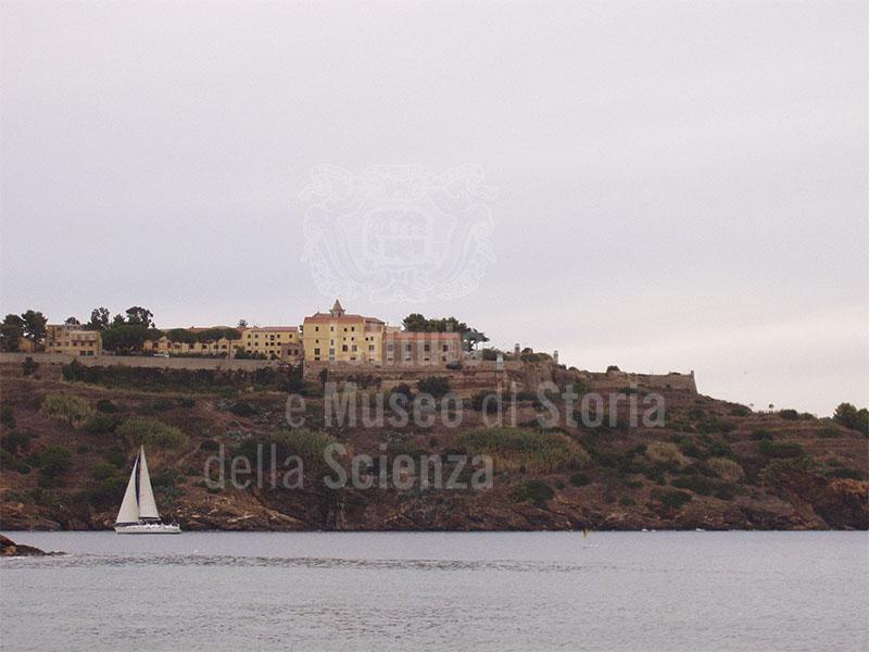 Fortezza di San Giacomo di Longone, Porto Azzurro.