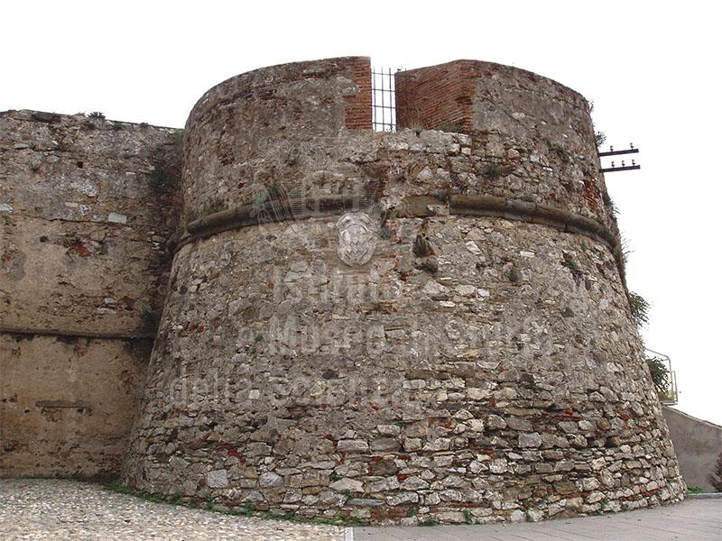 Bastione della Fortezza Medicea, Piombino.
