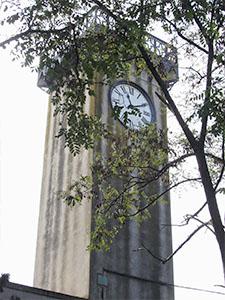 Torre dell'orologio, Ex Complesso Siderurgico ILVA, Follonica.