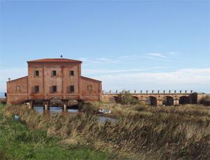 Casa Rossa di Leonardo Ximenes, Castiglione della Pescaia.
