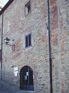 Sede del Centro di Documentazione del Territorio, Scarlino.
