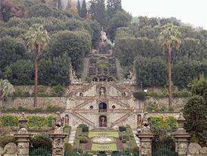 Giardino di Villa Garzoni, Collodi, Pescia.