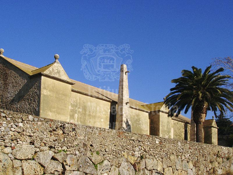Ex Polveriera Guzman, sede del Museo Archeologico Civico, Orbetello.