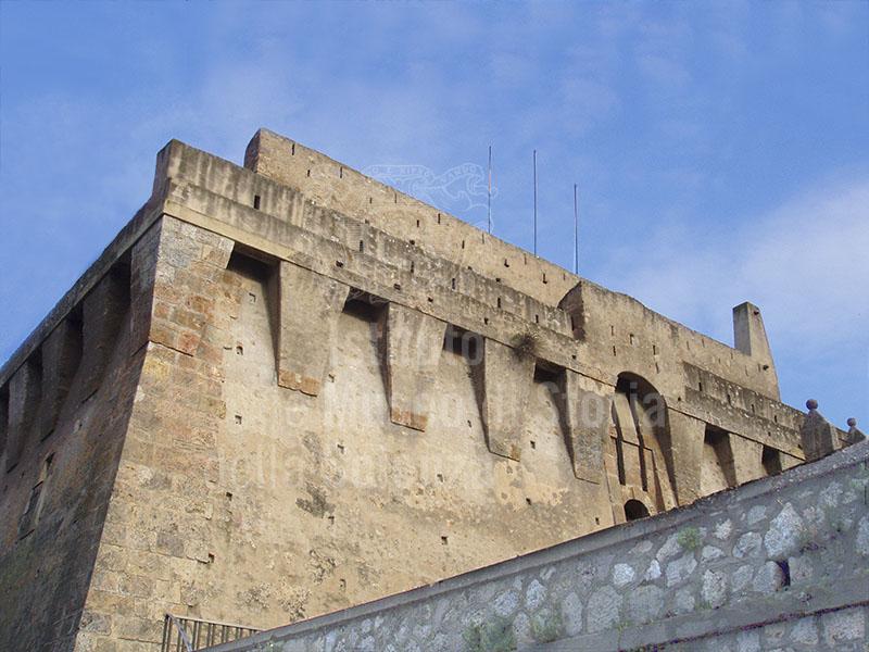 Fortezza Spagnola, Porto Santo Stefano, Monte Argentario.