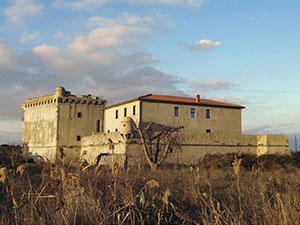 Forte delle Saline, Albinia, Orbetello.