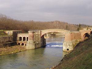 Chiusa dei Monaci, Ponte a Chiani, Arezzo.