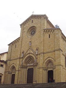 Duomo di Arezzo.