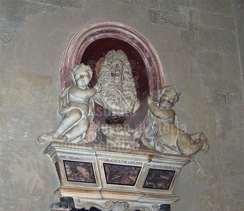 Monumento sepolcrale di Francesco Redi, Duomo di Arezzo.