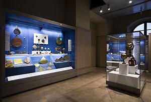 Sala II -  L'astronomia e il tempo, Museo Galileo, Firenze.