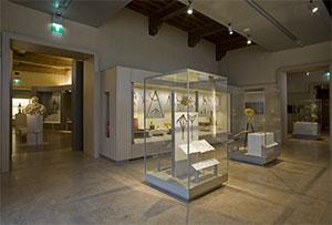 Sala VI - La scienza della guerra, Museo Galileo, Firenze.