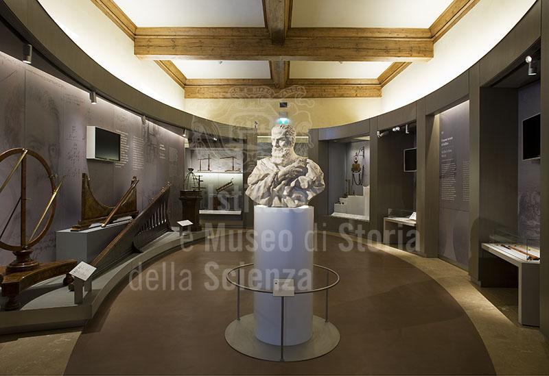 Room VII - Galileo's New World, Museo Galileo, Florence.