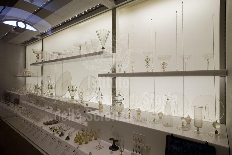 Sala VIII - L'Accademia del Cimento: arte e scienza della sperimentazione, Museo Galileo, Firenze.