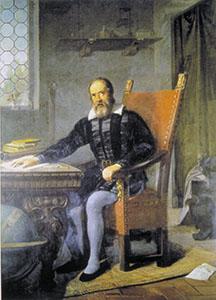 Ritratto di Galileo Galilei (Villa Le Selve, Lastra a Signa).