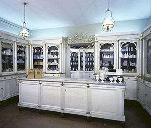 Antica Farmacia Betti - Galleria