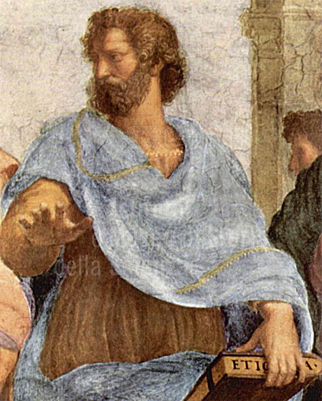 Immagine raffaello sanzio la scuola di atene 1509 1510 p for Disegni della stanza del fango