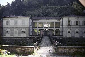 Ex Ospedale Demidoff, Bagni di Lucca.