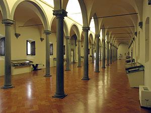 Biblioteca di Michelozzo, Museo di San Marco, Firenze.