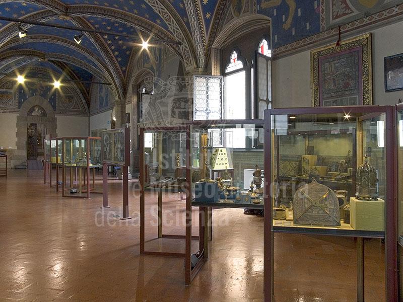 Sala della Collezione Carrand, Museo del Bargello, Firenze.
