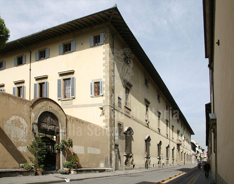 Casino Mediceo di San Marco, oggi sede della Corte d'Assise e d'Appello a Firenze.
