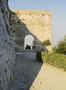 Fortress, Castiglione della Pescaia.