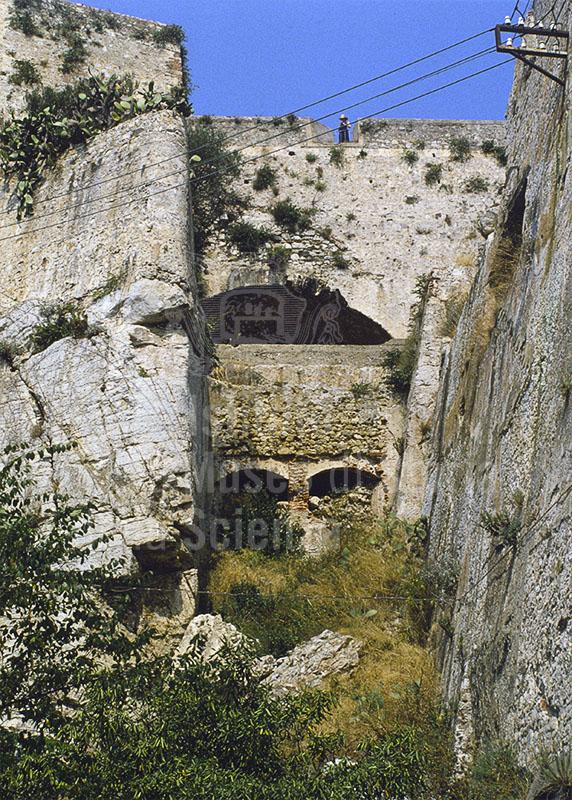 Fortezza, Castiglione della Pescaia.
