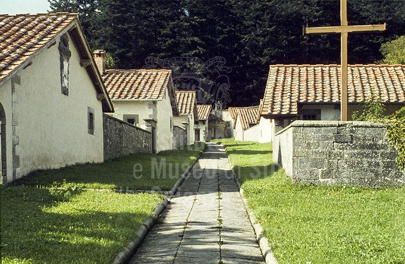 Monastero di Camaldoli.