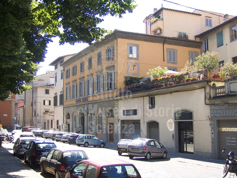 Casa di Giovanni Battista Amici, Firenze.