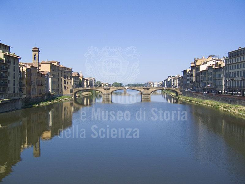 Ponte Santa Trinita, Florence.