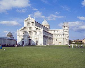 Piazza dei Miracoli, Pisa.