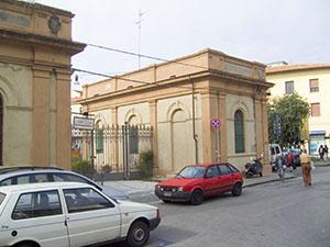Ex Stazione Leopolda di Pisa.