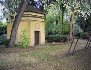 Giardino di Palazzo Salviati, Firenze.