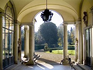 Torrigiani Garden, Florence.