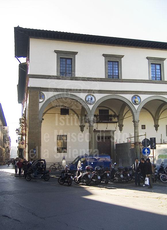 Ex Ospedale di San Paolo, Firenze.