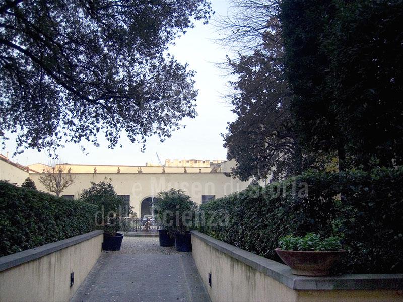 Il Giardino di Palazzo Vivarelli Colonna, Firenze.