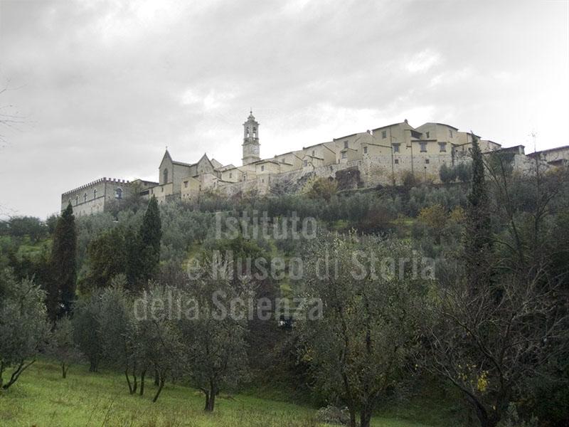 Il complesso della Certosa di Firenze.