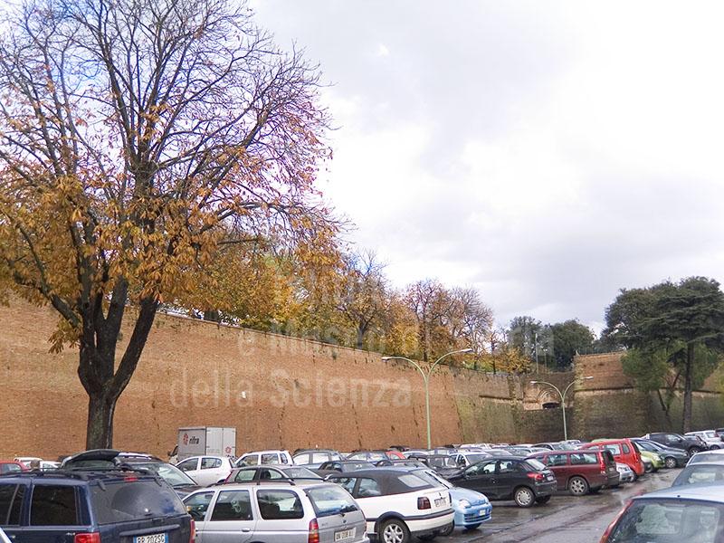 Fortezza Medicea di Siena.