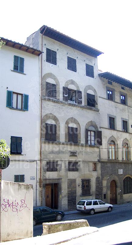 Casa di Francesco Redi, Firenze.