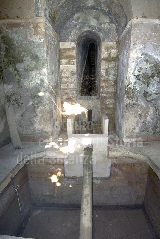 Acquedotto Leopoldino nei pressi di Parrana (Collesalvetti).
