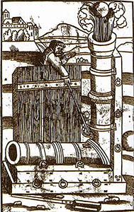 Disegno, Ecomuseo del Casentino - Museo della polvere da sparo e del contrabbando, Chitignano.