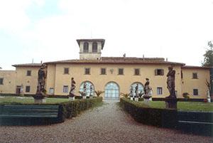 Villa di Meleto, Castelfiorentino.