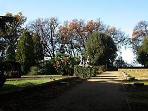 Φλωρεντία, Giardino della Villa Medicea di Careggi, Firenze, Careggi - Κήποι Villa Medicis (Κλειστά αυτό το διάστημα, λόγω συντήρησης)