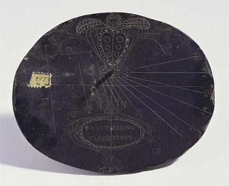 Orologio solare orizzontale