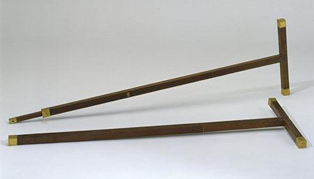 Christoph Schissler [attr.], Bacolo o bastone di Giacobbe