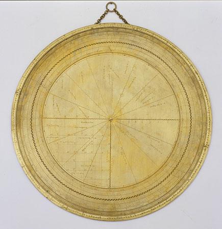 James Kynvyn [attr.], Calcolatore astronomico